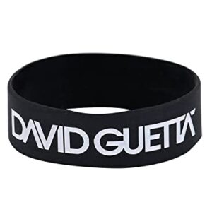 david guetta wristbands